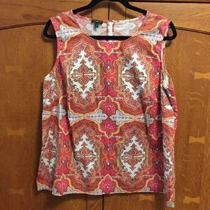 Talbots woman size 16w blouse